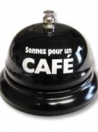 Cloche de table - Sonnez pour un café