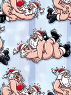 Sexy Santa Gift Wrap