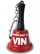 Porte-clés - Vin