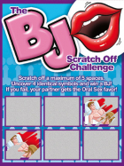 The BJ Scratch Off