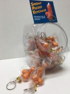Spermy Pecker Keychain display bin
