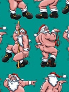 Santa the stripper